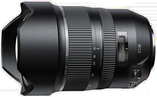 Tamron SP 15-30mm f/2.8 VC USD, Nikon, Canon, Sony, Grandangolo