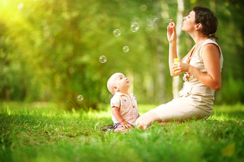 Come fotografare un bambino, tecnica fotografica