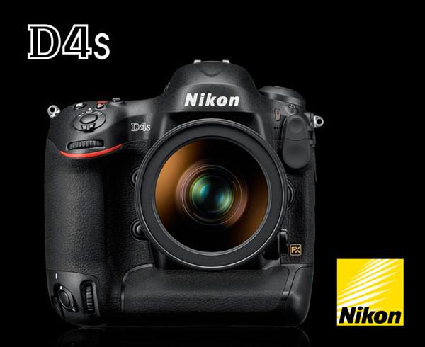 firmware Nikon D4s, novità