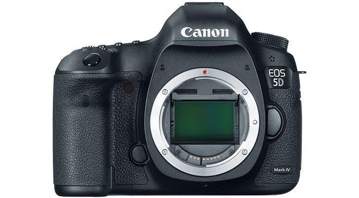Canon 5D Mark IV, rumors