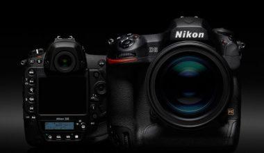 nikon d6, full frame, fotocamera